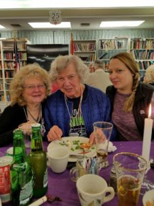 Danish Eldercare Lunch in Seattle