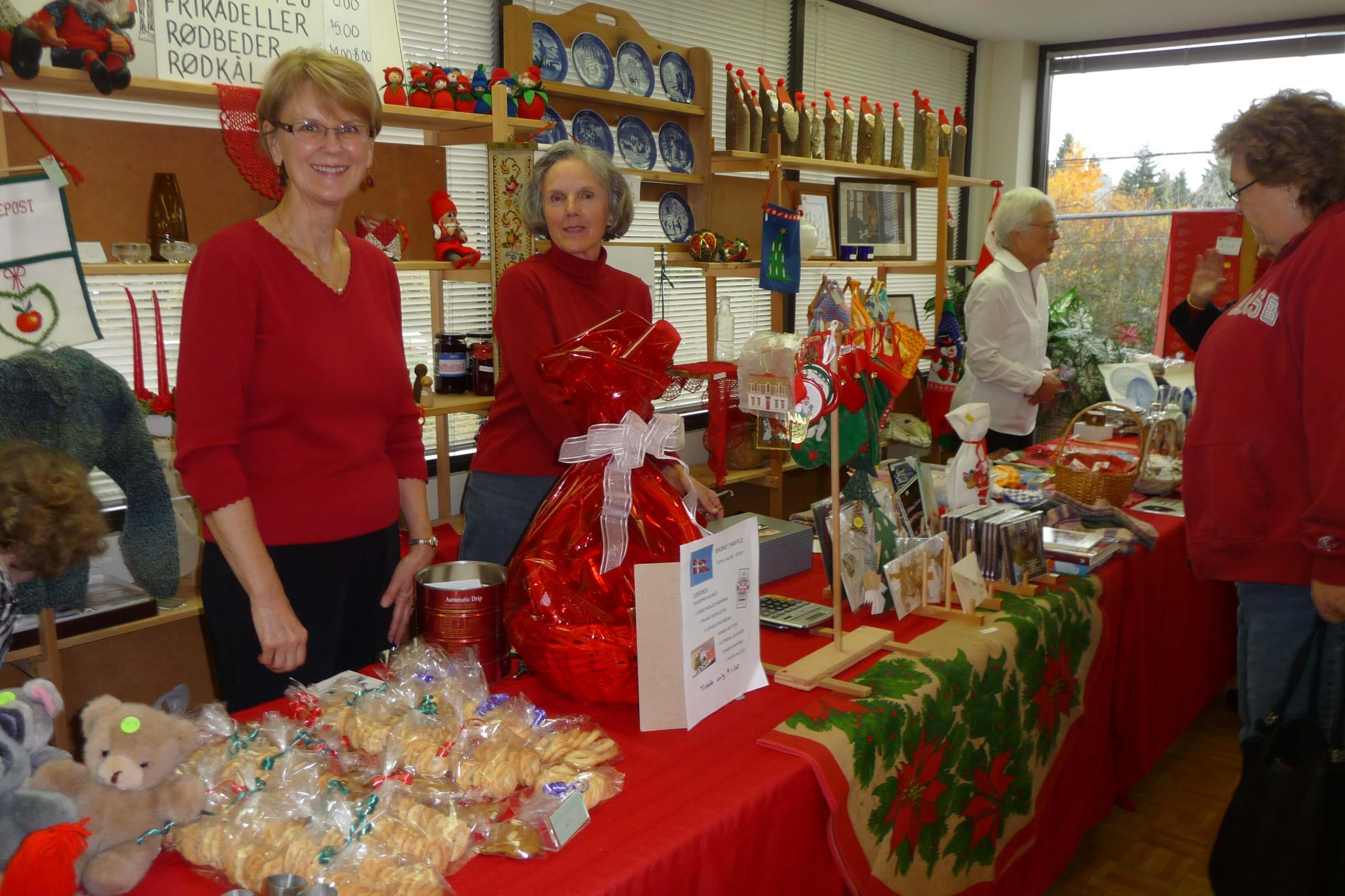 Danish Holiday Bazaar in Seattle